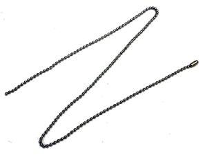 画像1: 腕章用 玉くさり(ボールチェーン)