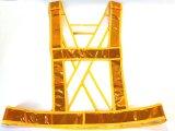 夜光タスキ サイズ調整 発光帯 黄