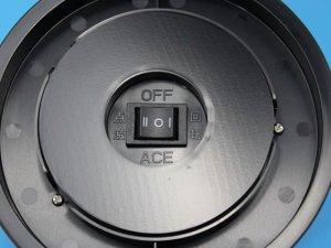 画像2: 【新型】 LED電池式回転・点滅灯 警備・保安用 黄(イエロー)
