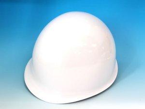 画像1: ヘルメット 147E 白