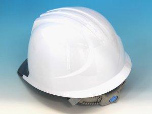 画像2: ヘルメット141-JZV エアライト バイザー付