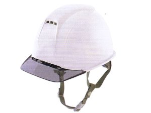画像1: ヘルメット 1830-JZ 白
