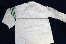 他の写真2: 警備 雨合羽 上衣 ズボン付 ロードセイフティ4550 背抜きメッシュ 背中反射材付き 【6Lまであります】