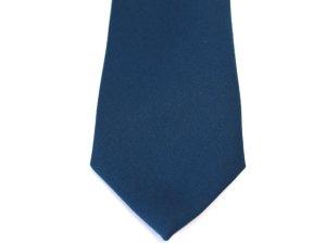 画像1: 高級ネクタイ ブルー