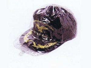 画像3: アポロキャップ用雨カバー ビニール クリア