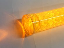 他の写真2: 誘導灯・信号灯 セフティライトSG 56cm 黄色点滅 太いタイプ