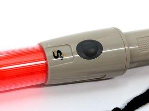 画像4: 誘導灯・信号灯 SG-X 56cm 赤色点滅 太いタイプ