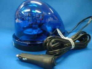 画像3: 警備・保安用 車載用回転灯(白熱球) 12V 24V用