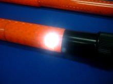 他の写真2: 伸び縮みする誘導灯・信号灯 スーパーライト