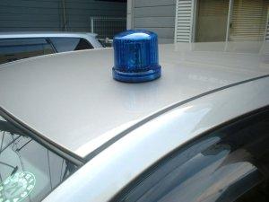 画像4: 【新型】 LED電池式回転・点滅灯 警備・保安用 黄(イエロー)