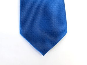画像2: ワンタッチネクタイ ブルー