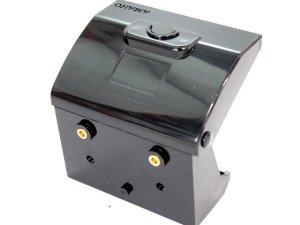 画像3: 鍵箱のみ アマノ パトロールレコーダー PR-600・600S用
