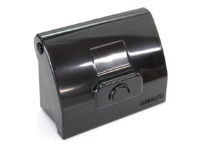 画像1: 鍵箱のみ アマノ パトロールレコーダー PR-600・600S用