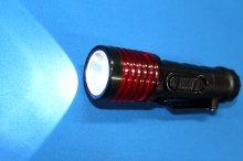 他の写真2: ミニダブルライト 単2用 肩章吊付 LEDタイプ