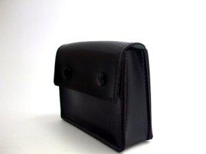 画像3: キーケース 黒・革  12x10cm