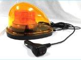 【モーターレス】 車載回転灯 警備・保安用 ハイパワーLED回転・点滅灯 12V 24V兼用