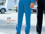 警備用 冬パンツ ブルー