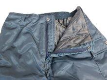 他の写真2: 防寒ズボン ネイビー(薄手)