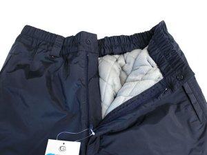 画像3: 防水防寒ズボン ネイビー