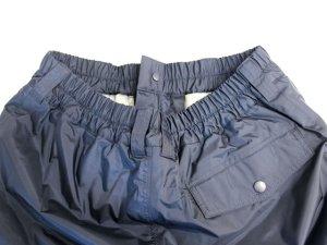 画像5: 防水防寒ズボン ネイビー