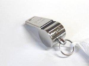 画像2: 警笛 カネ(金属製) 大(全長4.5cmx幅2cm)