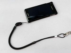 画像4: 携帯電話吊ひも 兼用 鍵ひも 37cm〜100cm