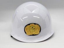 他の写真2: 帽章 交通指導員  ヘルメット貼り付け用