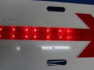 画像2: LED矢印板