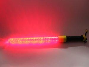 画像2: 誘導灯・信号灯 シンセイウィンクル 56cm 赤色点滅