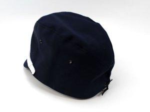 画像2: 略帽 紺色 (線なし)
