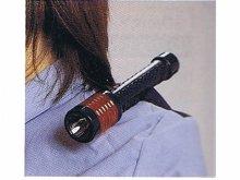 他の写真1: ミニダブルライト 単2用 肩章吊付 豆球タイプ