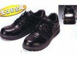安全短靴(反射付) ひも結び式