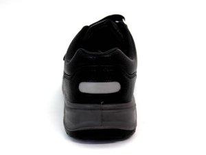 画像3: 安全短靴(反射付) ひも結び式