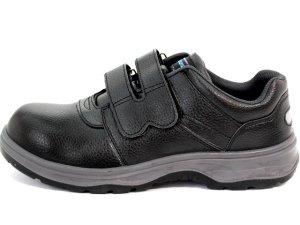 画像4: 安全短靴(反射付) マジック式