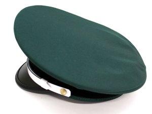 画像2: 制帽 冬 グリーン