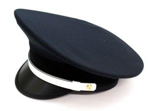 画像1: 制帽 冬 紺色