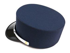 画像2: ドゴール帽 紺色(取り寄せ品)