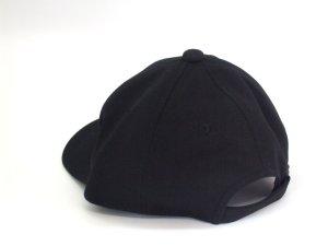 画像2: アポロキャップ SECURITY 黒