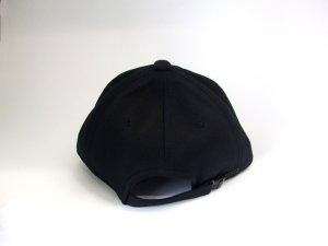 画像4: アポロキャップ SECURITY 黒