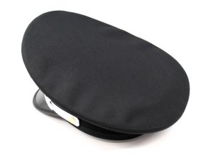 画像2: 制帽 冬 黒
