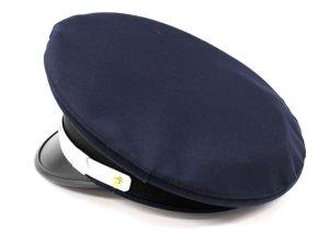 画像2: 制帽 冬 濃紺色 【在庫品】