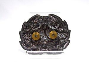 画像3: 帽章 八枚葉 銀