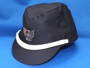 画像2: 帽章 ワシ銀