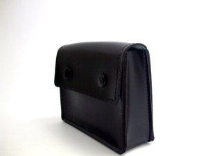 画像3: キーケース クラリーノ 黒 13x10cm