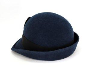 画像2: ハイバック帽 (交)帽章付き