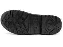 他の写真2: 安全靴 半長靴マジック式 反射テープ付